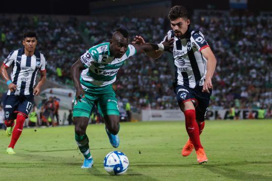 Santos fue superlíder en el torneo.