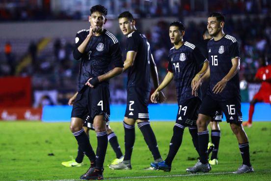 El Tri se impuso 0-3 a Panamá y lo deja prácticamente fuera del Hexagonal final rumbo al Mundial.
