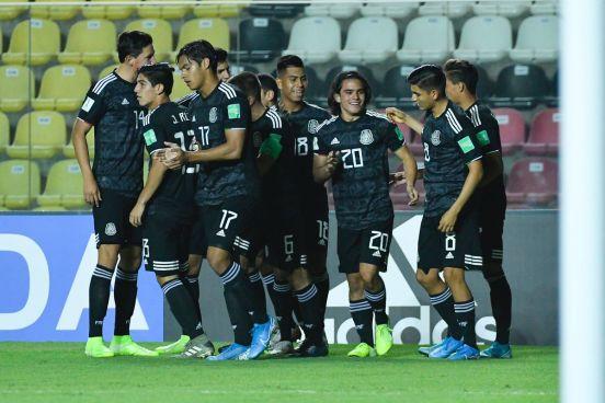 El 'Tri' goleó 8-0 a Islas Salomón en el último partido de la fase de grupos.