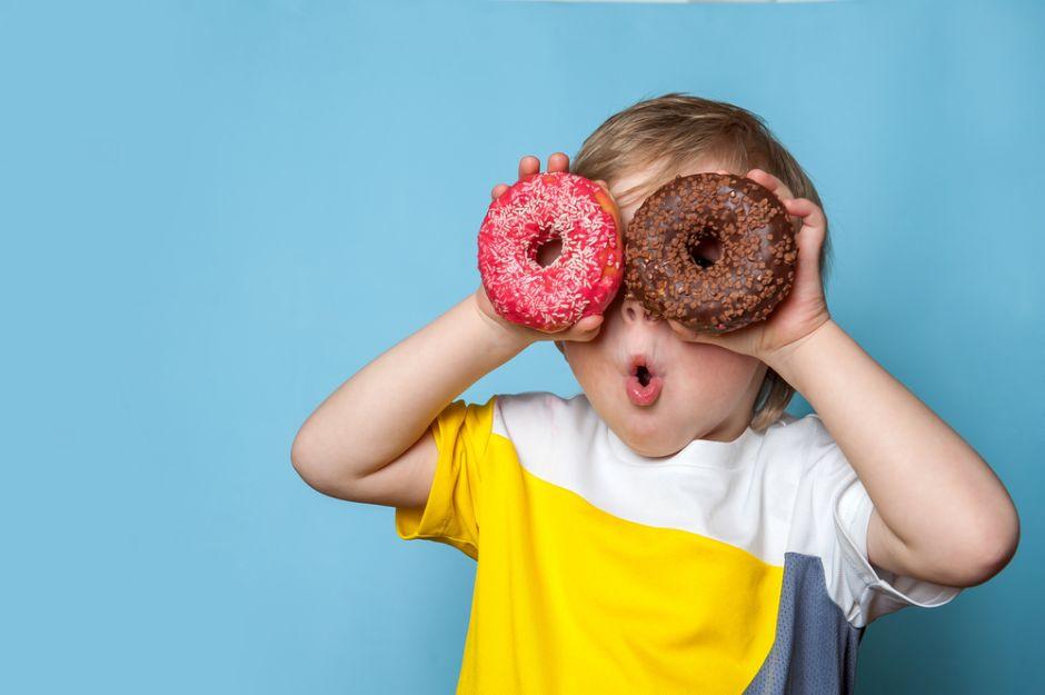azúcar niños