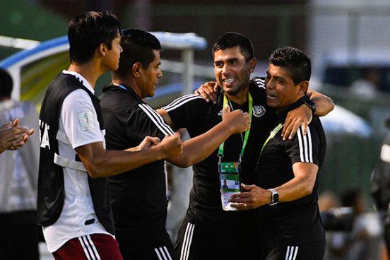El 'Tricolor' enfrentará a Corea del Sur en los cuartos de final.
