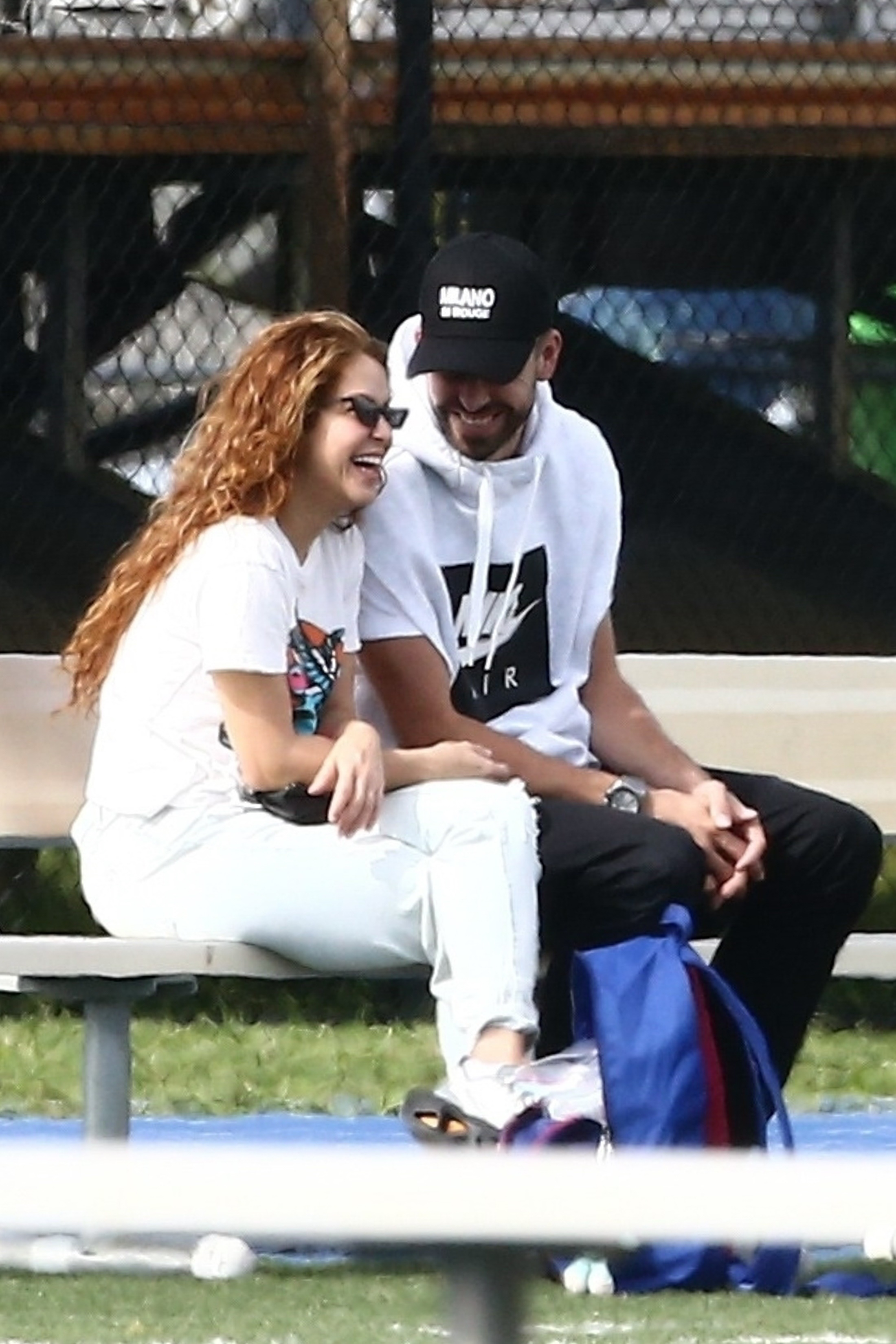 Shakira y Gerard Piqué/The Grosby Group