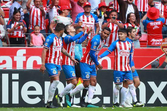 Chivas se prepara para el Clausura 2020.