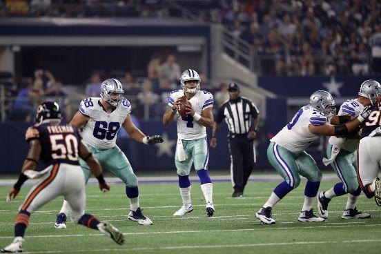 Cowboys son líderes en la División Este de la Nacional.