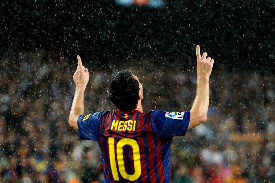 Lionel Messi tiene un récord descomunal jugando en el último mes del año.