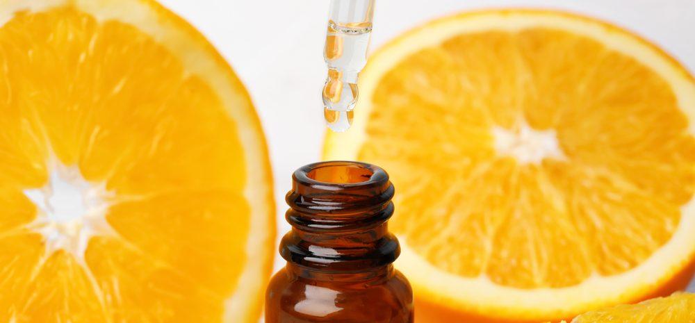 Vitaminas líquidas para adultos.
