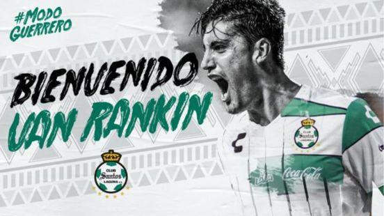 Santos lanzó un video en donde varios jugadores le daban la bienvenida.