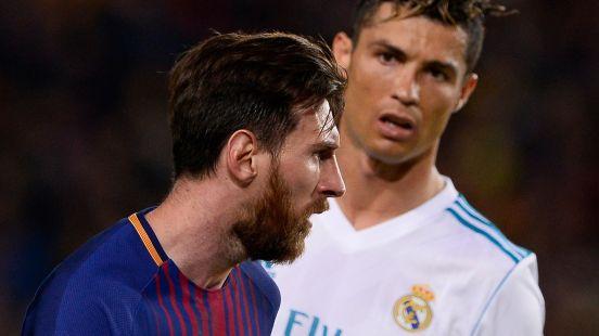 Lionel Messi y Cristiano Ronaldo han marcado la época actual.