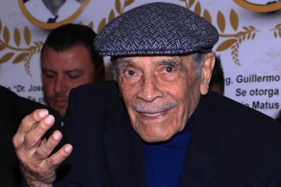 Don Ignacio Trelles falleció a la edad de 103 años.