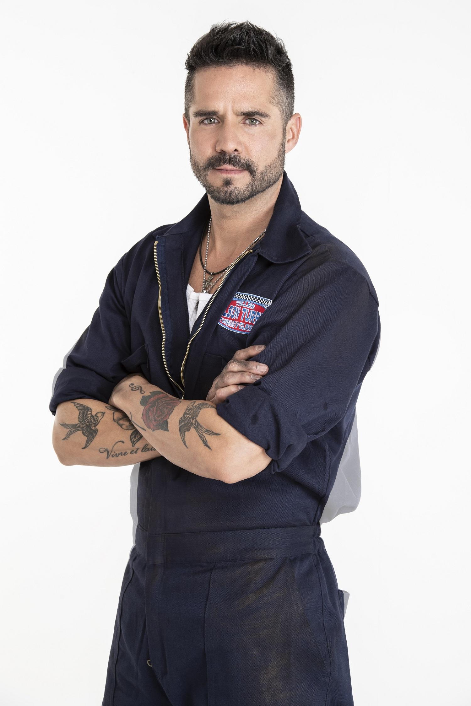 """José Ron protagoniza """"Te Doy La Vida""""."""