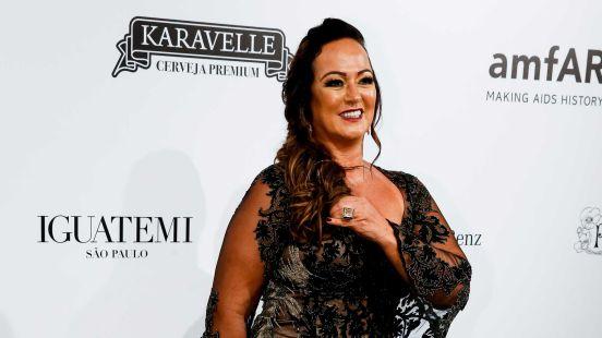 Nadine Gonçalves, la madre de Neymar.