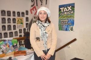 María Guadalupe Anaya, de 30 años, beneficiaria de DACA.