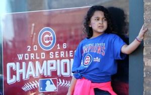 Los Cubs tienen fans de todas las edades.